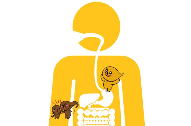 食べてすぐ寝る 癌